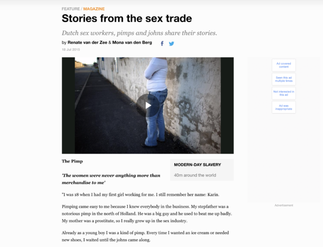 Al Jazeera - Sex Trade 1