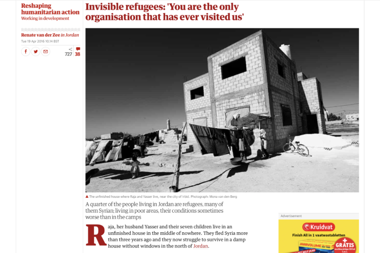 Guardian - Invisible Refugees 1