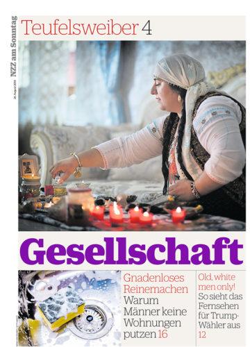 Mona van den Berg voorpagina