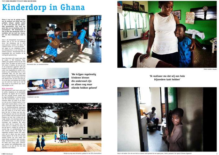 SOS Kinderdorpen Trouw