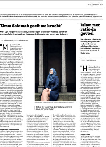 Women Heroes Trouw supplement-22
