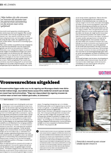Women Heroes Trouw supplement-23