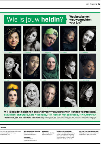 Women Heroes Trouw supplement-24