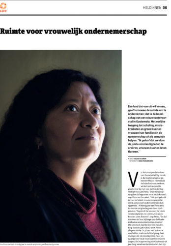 Women Heroes Trouw supplement-6