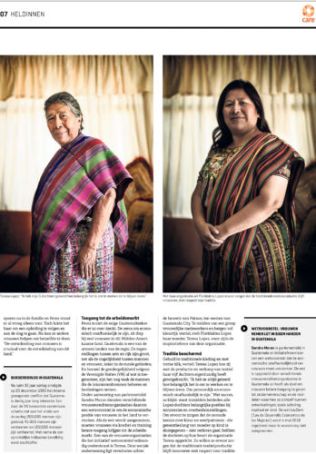 Women Heroes Trouw supplement-7