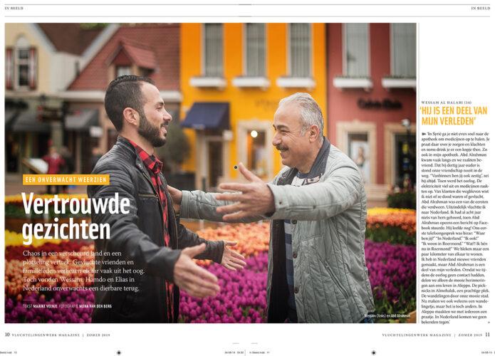 6 in beeld vluchtelingenwerk magazine 1